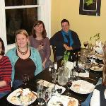 Dinner @ Ambrae House 2012