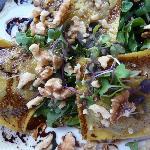 Eggplant Ravioli
