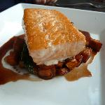Pan Sear Salmon