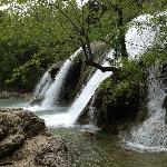 Turner Falls close up