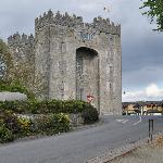 castle near hotel