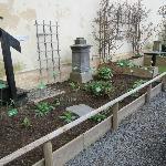 medieval herb garden