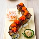 mushu dragon roll