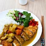 mushu katsu curry