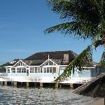 Pier Restaurant Halcyon Beach Hotel