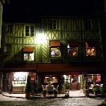 """Restaurant """"L'Homme de Bois"""""""