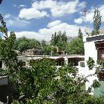 Kang La Chen is located on a nice place in Leh