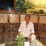 Mr. Rakesh Patwari, owner of the hotel