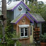 Earlene's Garden Shed (she designed it!)
