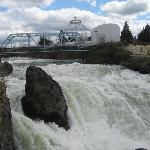 Spokane River Falls