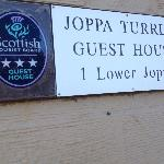 The Guest House Sign