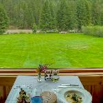 Rainbow Ranch Lodge Restaurant Foto