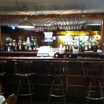great steak house and my favorite part the bar !