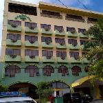 Mango Park Hotel front view
