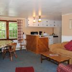 Well maintained spacious 2 bedroom cottages