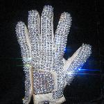 マイケル・ジャクソン実使用手袋