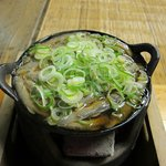 dozeu nabe with loads of chives