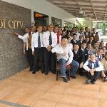 Choi City staff