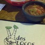 Yummy Dos Locos!