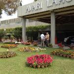 Avari Hotel Lahore resmi