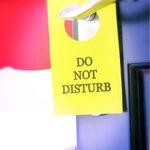 Do not Disturb at Nam Mon Hotel