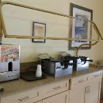 The Waffle Station  - a Popular Breakfast Stop