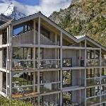 Hotel Matterhorn Focus - das Matterhorn im Focus