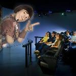 Das BULLYVERSUM - indoor Filmerlebniswelt: Spaß mit dem Schlossgespenst HuiBuh!
