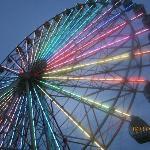 Dream Mall Hello Kitty Ferris Wheel