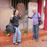 Historic sites in Tainan