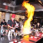 Benihana Japanese Restaurent