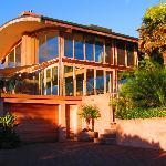 Die Villa in der Sonne - ist das nicht schön?