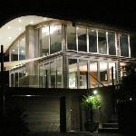 """Der Abend im """"Glashaus"""""""