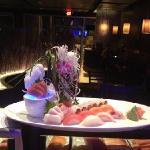 sushi sashimis