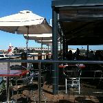Front deck - Birkenhead Tavern