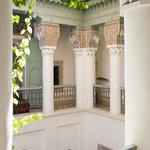 Dar Saria, la maison des colonnes