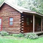 Foto de Birch Meadow Luxury Log Cabins & B&B