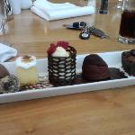 Chocolate plate to die for!