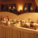 Buffet de fromages (36 sortes)