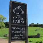 The Garlic Farm Cafe
