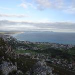 Hermanus &  coastline
