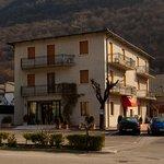 Facciata Esterna Hotel Marchesini