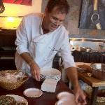 Chef Jon Hodge Food Demo Windhorse Eustis FL