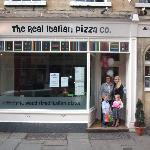 Photo de The Real Italian Pizza Co