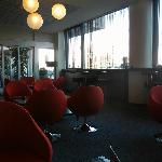 Bar sala di attesa reception
