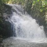 Waterfall at Mill Park