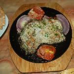 Wood-grilled Chicken with Garlic Sauce
