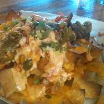 Crawfish Nachos