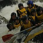 Rafting on the River Tay, Scotland, Freespirits