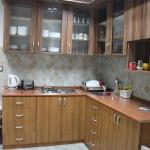 spotless kitchen !